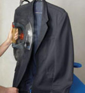 Как отгладить пиджак в домашних условиях